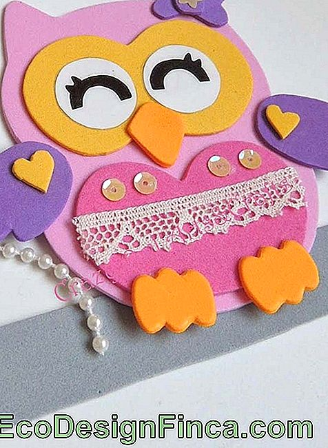 Hibou souriant