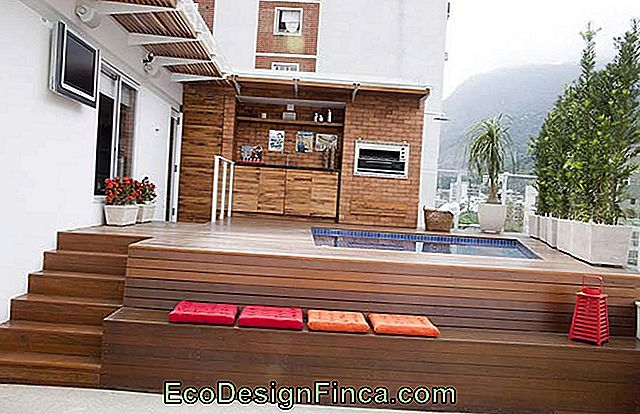 Wooden balcony to fall in love with