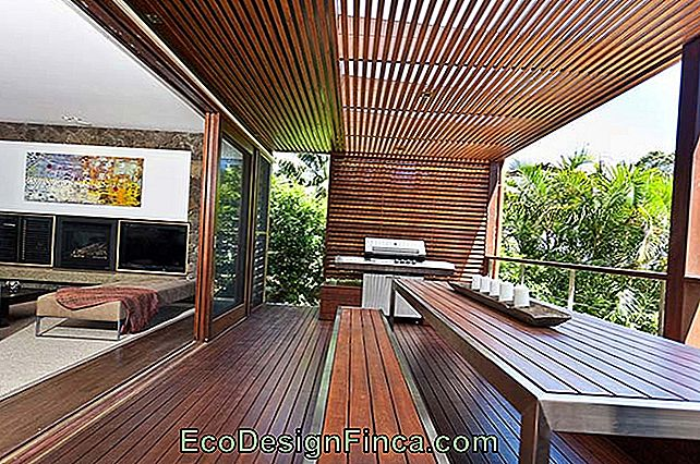 Wooden balcony: learn the advantages and 60 ideas of projects: ideas