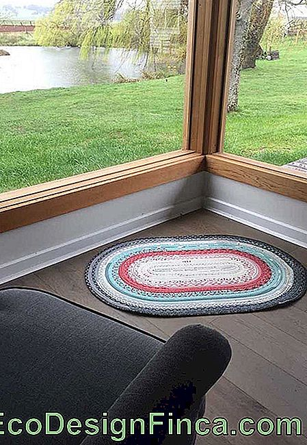 Patchwork Carpet: modellen, stap voor stap en tips voor decoratie: carpet