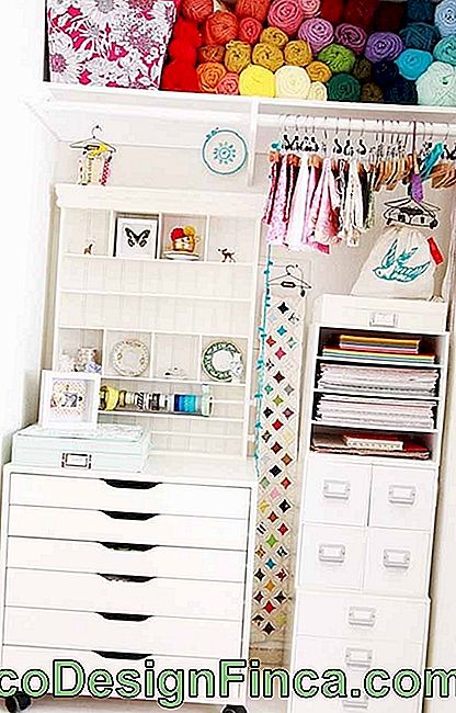 For organization of clothes and accessories the organizers are unbeatable