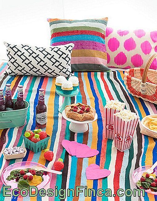 Picnic Party: 70 decorating ideas and theme pictures: ideas