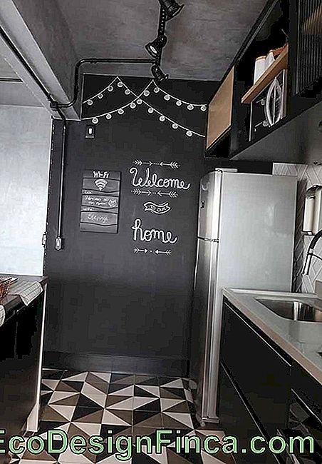 Chalkboard: what it is, how to make and 60 decorating ideas: decorating