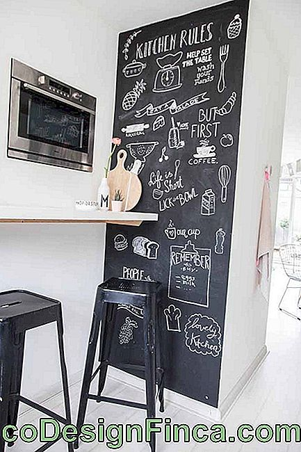 When it comes to Chalkboard there are no rules: you are free to create what you want