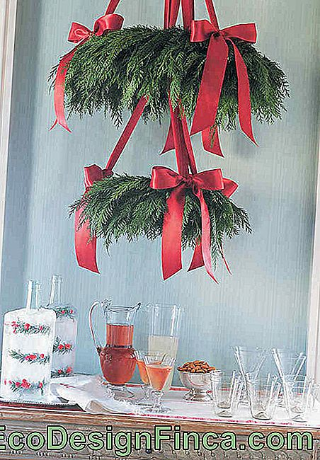 More Christmas decoration ideas!