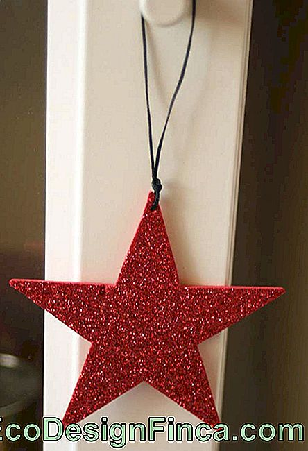 Christmas ornaments in EVA: 60 ideas and how to do step by step: christmas