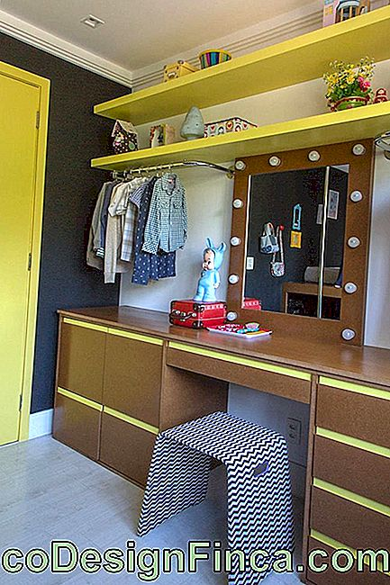Dressing table dressing per ragazzi