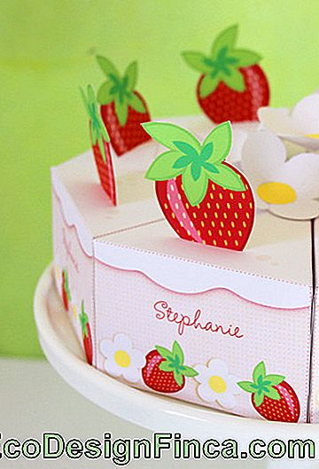 Strawberry Shortcake: 50 ideer med fotos og trin for trin: ideer