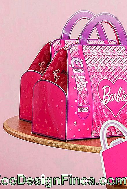 Sac surprise Barbie