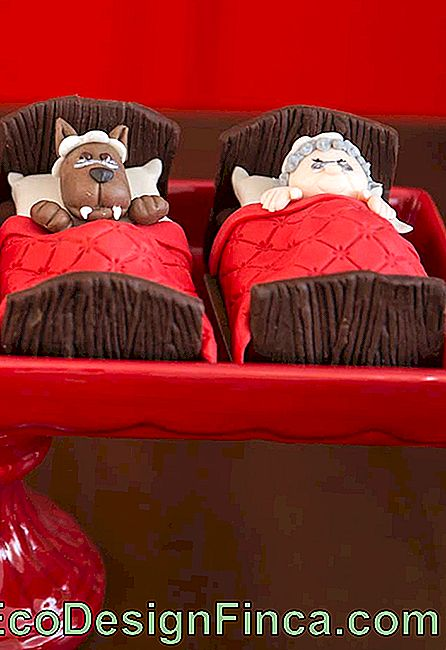 Red Riding Hood Party: 60 inspirerende decoraties met thema: riding