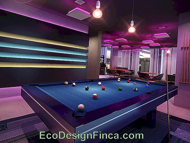 Games Room Decorated: 75+ Beautiful Models And Photos!