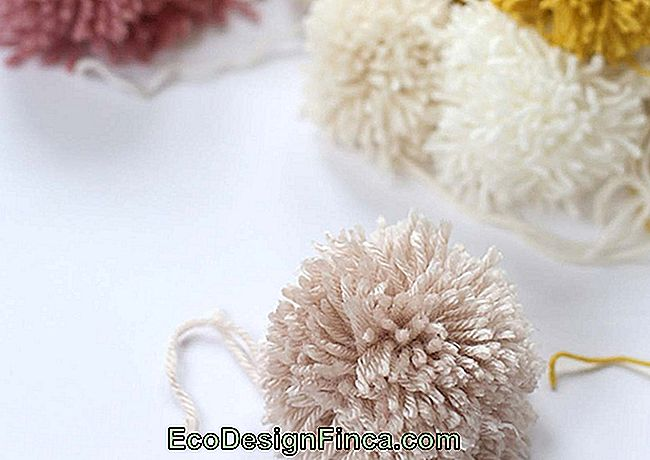 Comment faire un tapis de pompon: étape par étape + 40 photos: faire