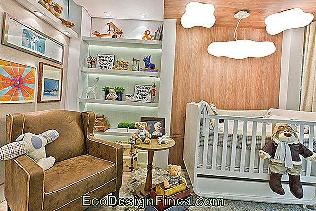 Baby Room Decor: 75 ideer med billeder og design: room