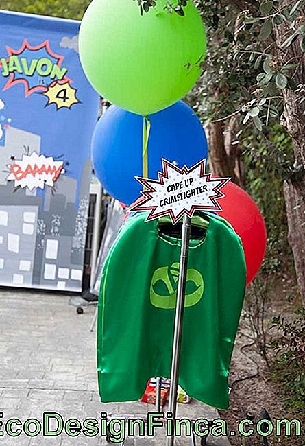 PJ Masks Party: essentiële tips voor het organiseren en decoreren van foto's: party