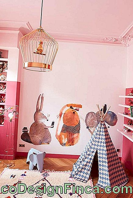 Fairy Tales in the Pink Room