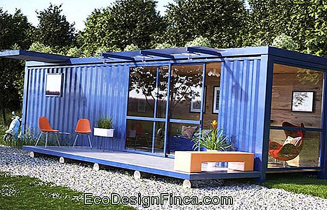 Piccola casa container