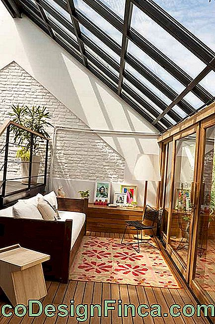 Glass Roof: Advantages, 60 Photos And Ideas To Be Inspired