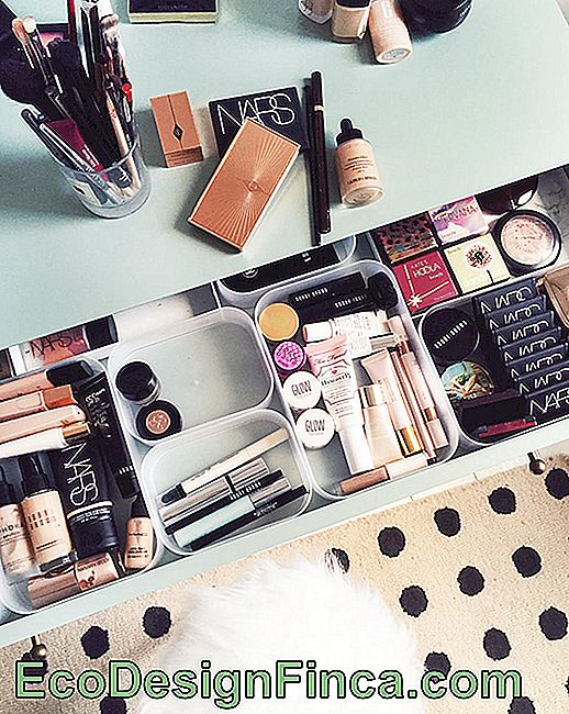 Makeup Table: 60 Ideas To Decorate And Organize