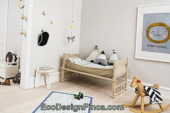 Baby Room Decor: 75 Ideer Med Billeder Og Design