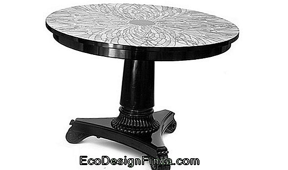 Round Center Table - 30 Storslåede Modeller Til Dit Dagligstue!