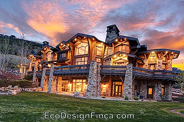 Luxury Houses And Chicks: 60 Breathtaking Pictures!