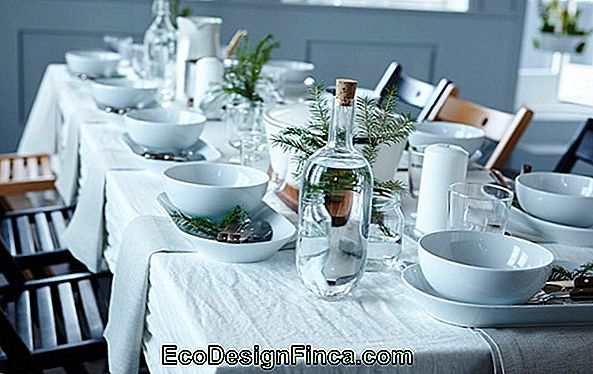 Decoration Of Dinner Table: 31 Idéer Og Tips!