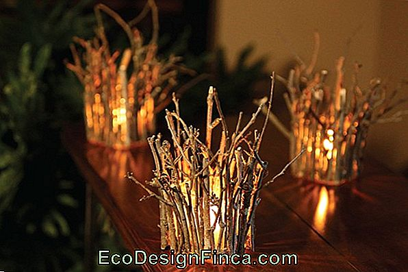 Dry Twig Christmas Tree - 62 Inspirational Ideas & Tutorial Fai Da Te!