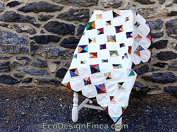 Patchwork Blanket - Dancing The Squares!