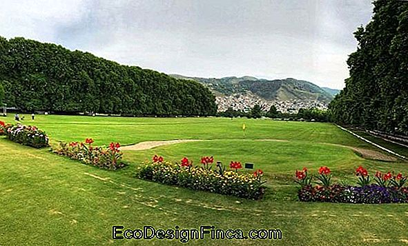 Golf Club Abbottabad In Pakistan