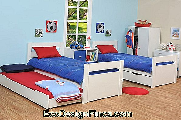 Mini Kids Bed: 60 + Modeller Og Inspirationer