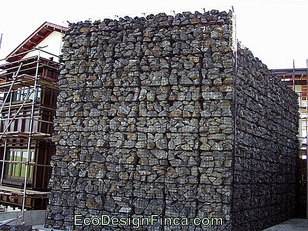 Gabion I House Project