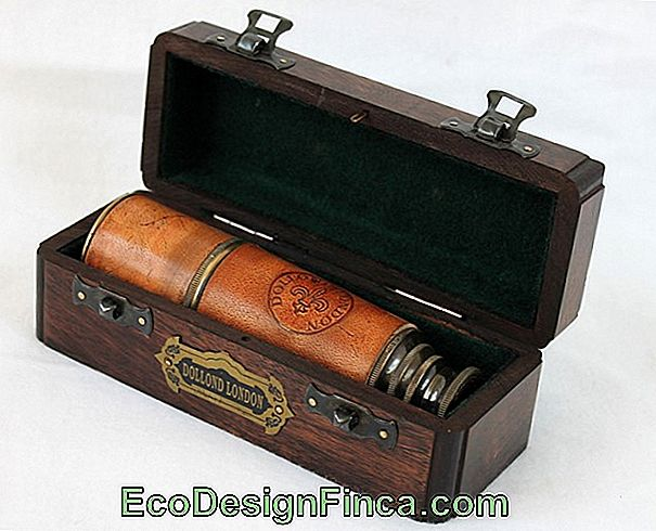 Leder Patina Box