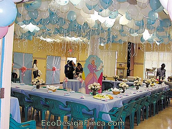 Cinderella Party: 60 Dekorationsideen Und Themenbilder