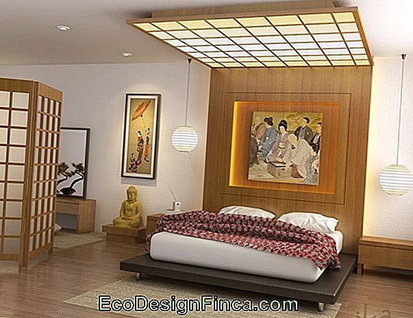15 Astonishing Japanese Curtains - Awesome Ideas For Environments!