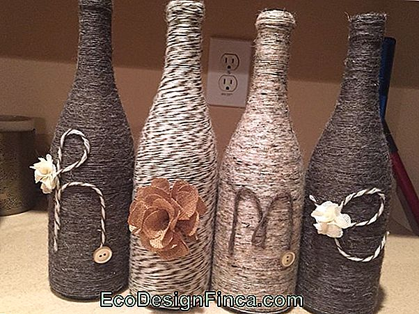 Glass Bottle Craft: 60 Inspiraties En Tips!