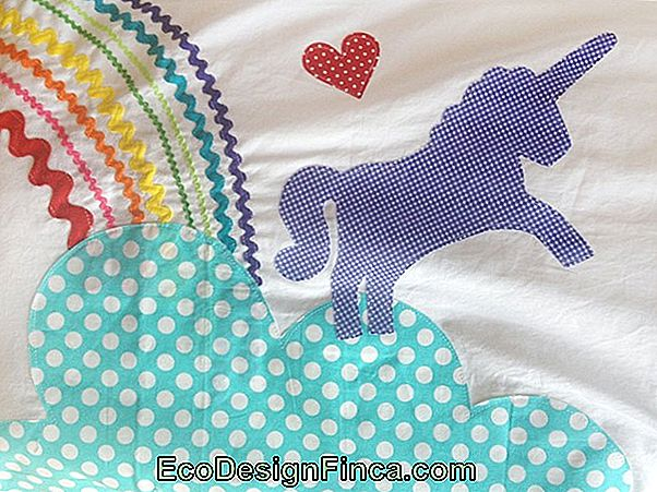 Unicorn Cushion - 50 Colorful And Flirty Models + Dy Enthralling!