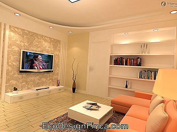 Modern Tv Room: 30 Awesome How To Decorate Ideas!