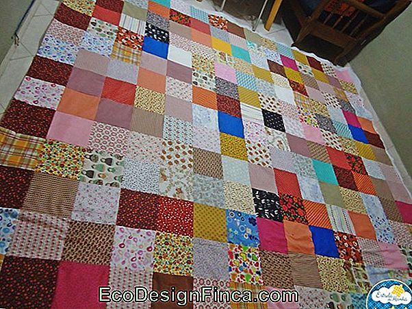 Patchwork / Patchwork Quilt - 50 Beautiful Models & Step By Step!