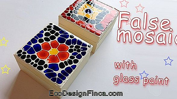 False Mosaic Notepad