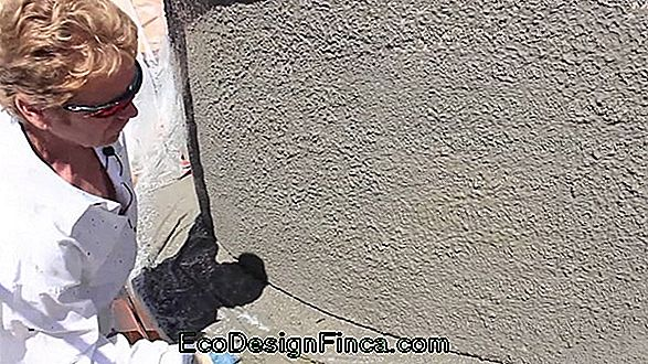 How To Make Stucco Espatulado