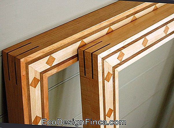 How To Make A Frame In Marquetry
