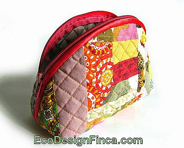 Make A Travel Bag In Patchwork