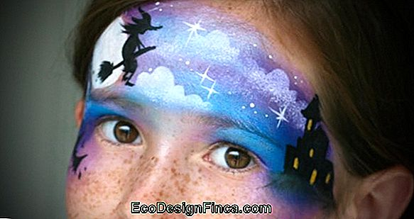 Children'S Artistic Makeup!