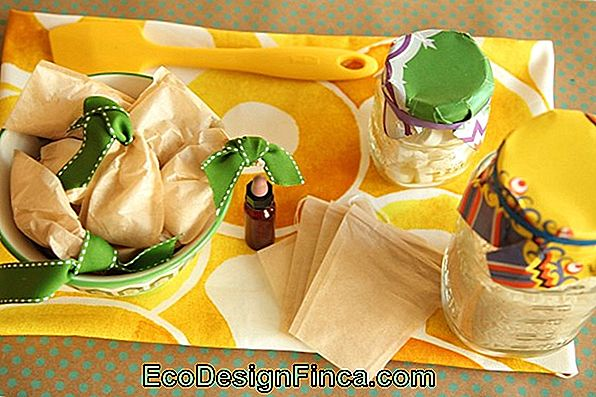 Scented Sachets - Tips