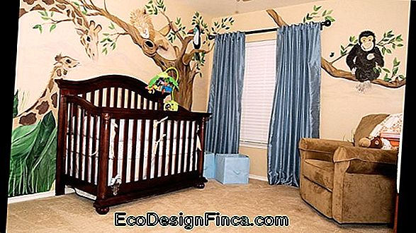 Gray Baby Room: 60 Ideas For Decorating With Photos