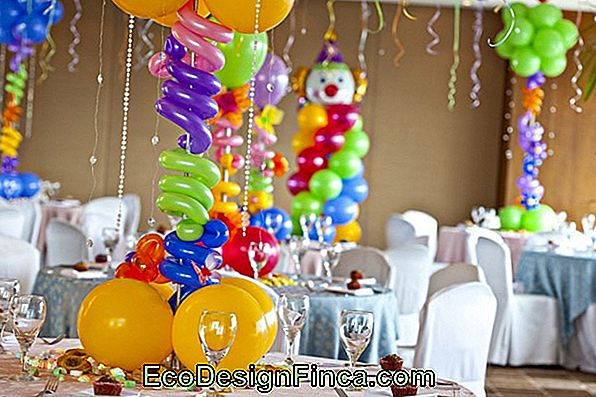 Simple And Cheap Children'S Party: 60 Simple Decor Ideas