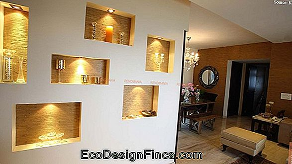 Room Niches: Discover 65 Creative Ideas To Decorate
