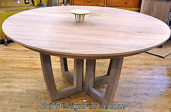 Modern Dining Tables: 60+ Projects, Tips And Photos!