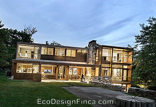 Facades Of Houses With Stones: Incredible Models And How To Choose The Ideal Stone