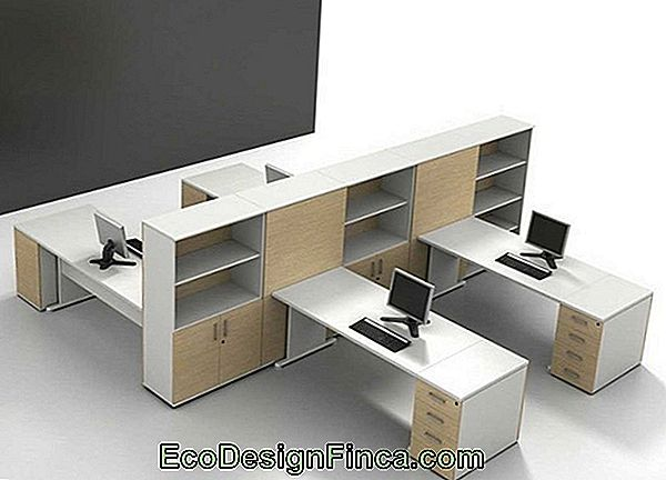 Office Furniture: Tips For Choosing And Inspirations With Photos